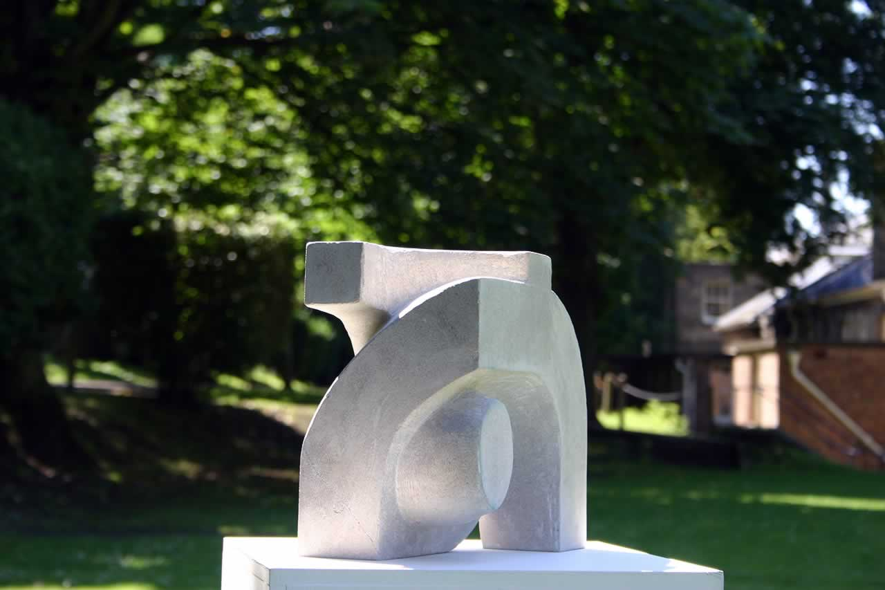 Dualism (abstract sculpture)